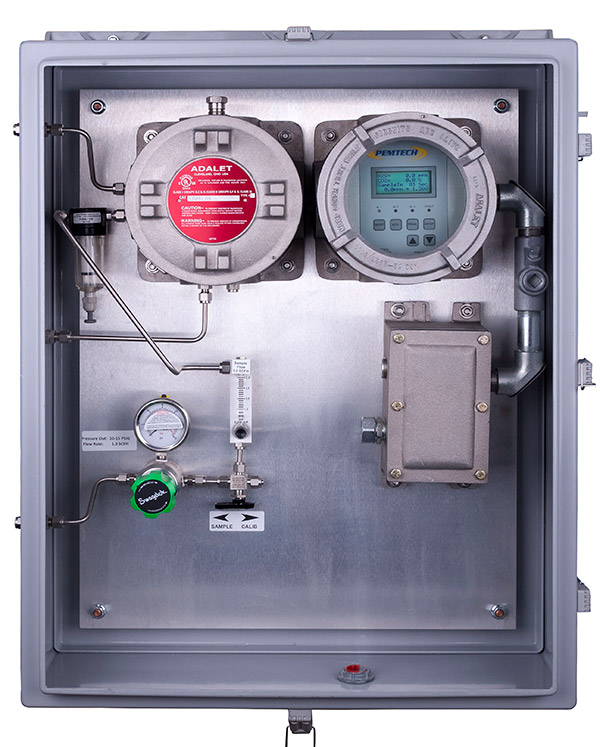 H2s (Hydrogen Sulfide) Gas Analyzers & Monitors | Pem-Tech, Inc